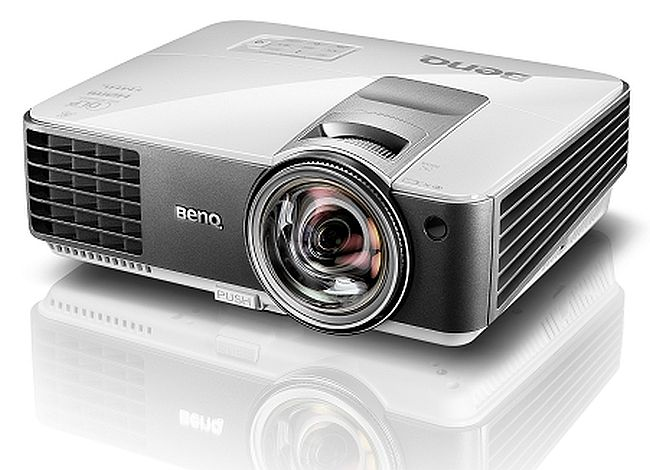 BenQ MW824ST DLP Projector WXGA 3200 ANSI (Short Throw)