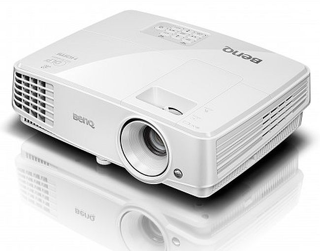 BENQ MX528P DLP Projector XGA 3300 ANSI [Discontinued]