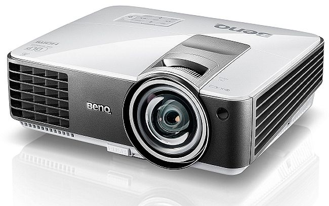 BenQ MX819ST DLP Projector XGA 3000 ANSI (Short Throw)