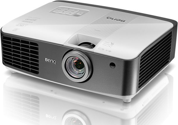 BenQ W1400 DLP Projector 1080p 2200 ANSI (Home Entertainment)
