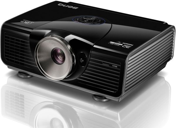 BenQ W7000 DLP Projector 1080p 2500 ANSI (Home Entertainment)