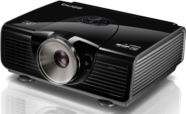 BenQ W7500 DLP Projector 1080p 2000 ANSI (Home Entertainment)