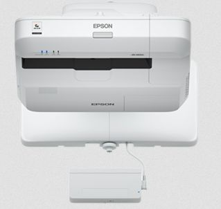 Epson EB-1450Ui LCD Projector WUXGA 3800 ANSI (Ultra-Short Throw