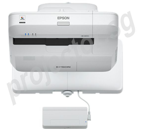 Epson EB-1460Ui LCD Projector WUXGA 4400 ANSI (Ultra-Short Throw