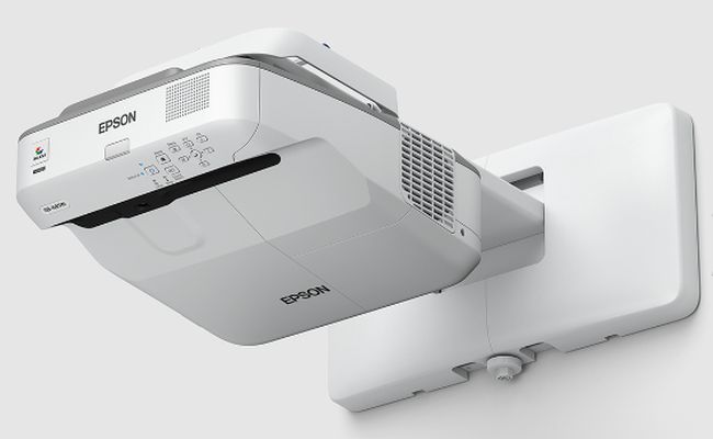 Epson EB-685Wi LCD Projector WXGA 3500 ANSI (Ultra-Short Throw)
