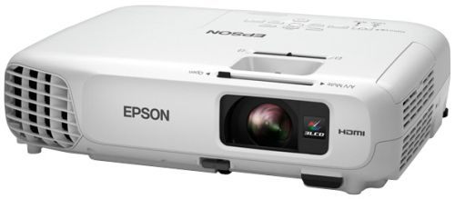 Epson EB-S18 LCD Projector SVGA 3000 ANSI [Discontinued]