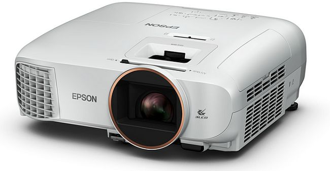 Epson EH-TW5650 LCD Projector 1080p 2500 ANSI(*with 2 x 3DGlass)