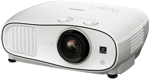 Epson EH-TW6600 LCD Projector 1080p 2500 ANSI