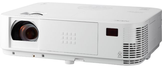 NEC NP-M403HG DLP Projector 1080p 4000 ANSI