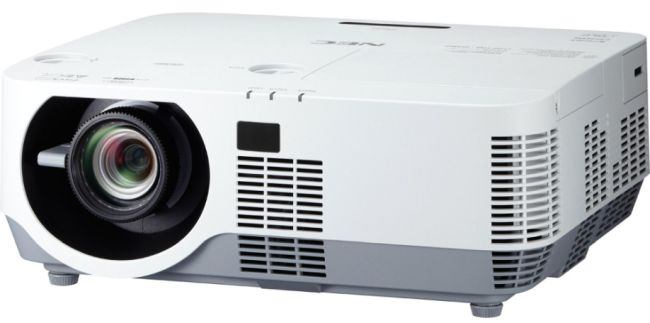 NEC NP-P452HG DLP Projector 1080p 4500 ANSI