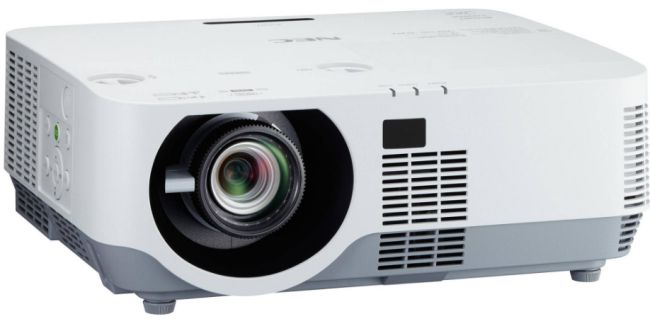 NEC NP-P502HG DLP Projector 1080p 5000 ANSI