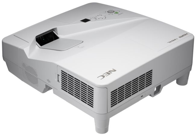 NEC NP-UM351WG LCD Projector WXGA 3500 ANSI (Ultra-Short Throw)