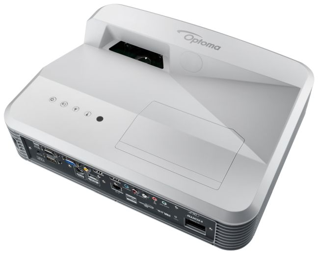 Optoma EH320USTi DLP Interactive Projector 1080p 4000 ANSI (Ultr